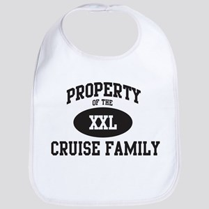 Property of Cruise Family Bib
