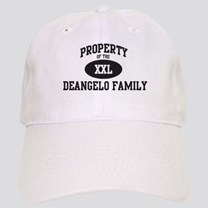 Property of Deangelo Family Cap