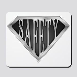 SuperSafety(metal) Mousepad