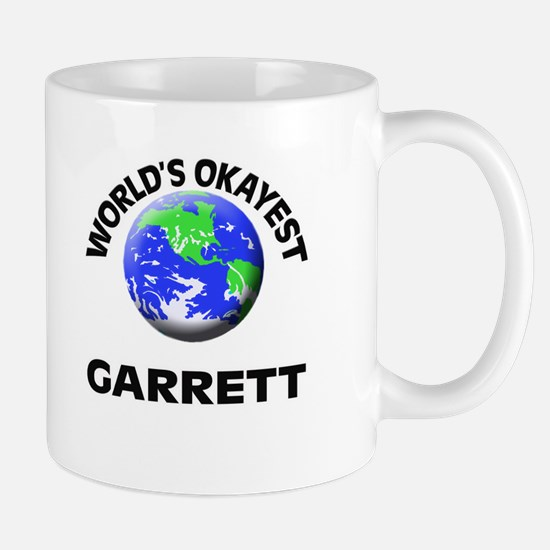 World's Okayest Garrett Mugs
