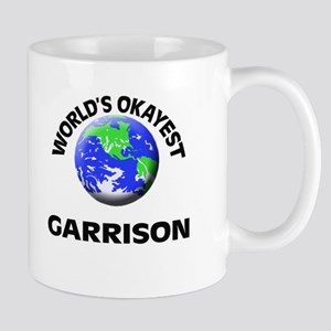 World's Okayest Garrison Mugs