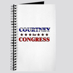 COURTNEY for congress Journal
