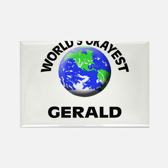 World's Okayest Gerald Magnets