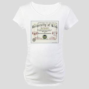 University of Kink Maternity T-Shirt