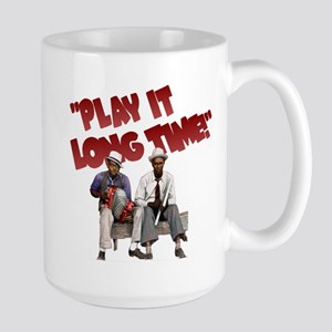 Play it Long Time Color Mugs