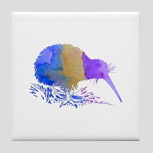 Kiwi Bird Tile Coaster
