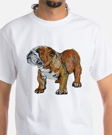 Bulldogs Life Motto T-Shirt