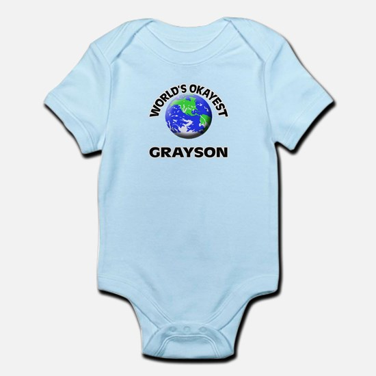 World's Okayest Grayson Body Suit