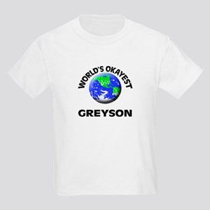 World's Okayest Greyson T-Shirt