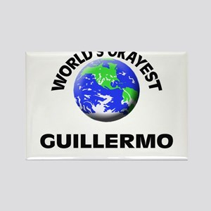 World's Okayest Guillermo Magnets