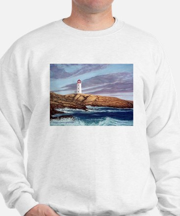Peggy's Cove Lighthouse Sweatshirt