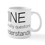 Wine Understands Mug