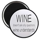 Wine Understands Magnet