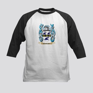 Georgiev Coat of Arms - Family Cre Baseball Jersey