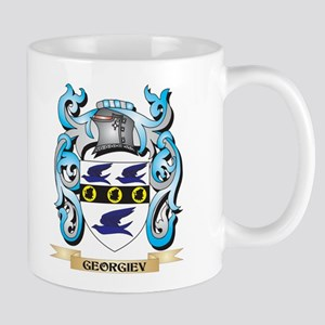 Georgiev Coat of Arms - Family Crest Mugs