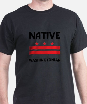 Native Washingtonian T-Shirt