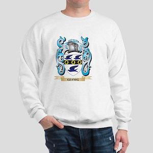 Georg Coat of Arms - Family Crest Sweatshirt