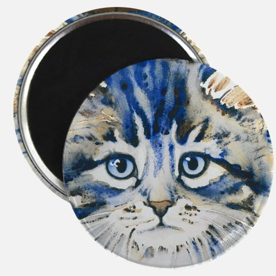 Unique Cat face Magnet
