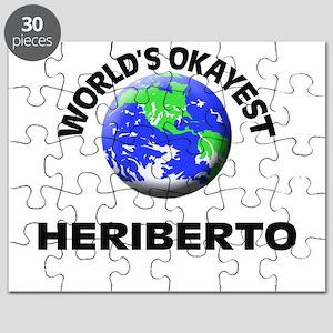 World's Okayest Heriberto Puzzle