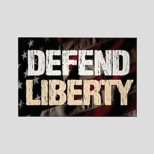 Defend Liberty Magnets