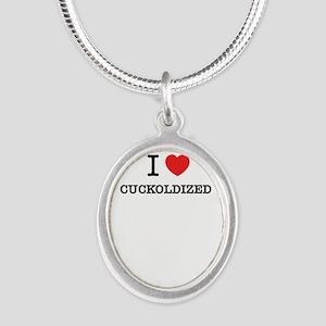 I Love CUCKOLDIZED Necklaces