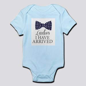 Cute Baby Boy One Liner Body Suit