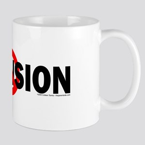 Stop Exclusion Mug