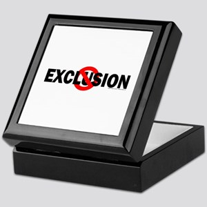 Stop Exclusion Keepsake Box