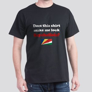 Make Me Look Seychellois Dark T-Shirt