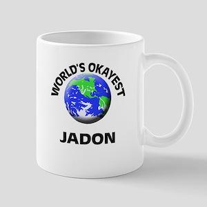 World's Okayest Jadon Mugs