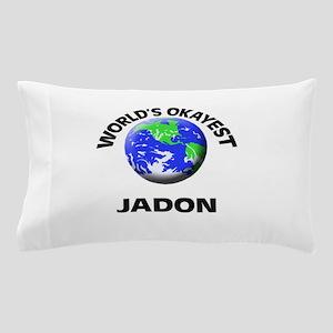 World's Okayest Jadon Pillow Case