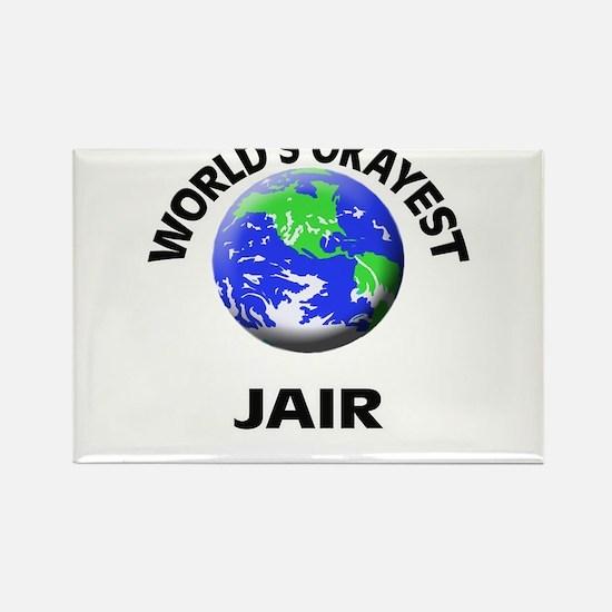 World's Okayest Jair Magnets