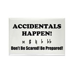AH! Dont Be Scared! Be Prepared! Magnets