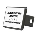AH! Dont Be Scared! Be Prepared! Hitch Cover