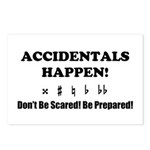 AH! Dont Be Scared! Be Prepared! Postcards (Packag