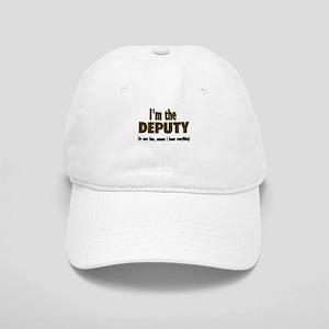 I'm the Deputy Cap