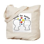 Voices for Autism Tote Bag