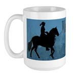 Paso Fino Smooth Out Large Mug