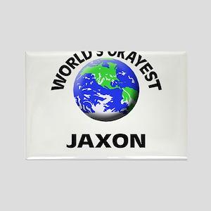 World's Okayest Jaxon Magnets
