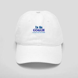 I'm the Coach -Blue Cap