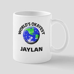 World's Okayest Jaylan Mugs