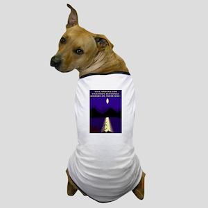 GIVE THANKS.. Dog T-Shirt