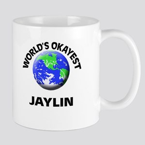 World's Okayest Jaylin Mugs