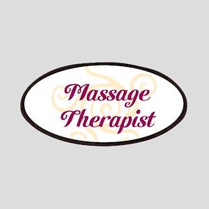 Massage Therapist Patch