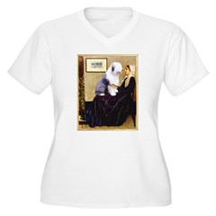Mom's Old English Sheepdog T-Shirt