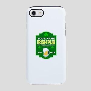 Irish Pub sign iPhone 8/7 Tough Case
