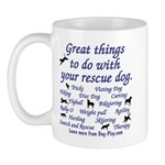 Great Dog Activities Mug
