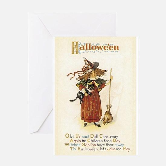 Halloween 58 Greeting Card