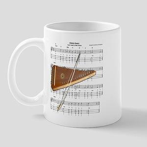 Bowed Psaltry Mug