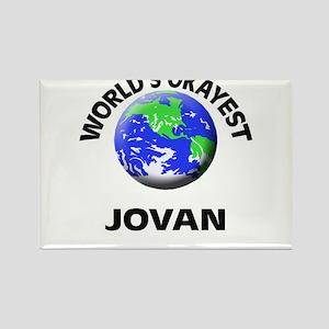 World's Okayest Jovan Magnets